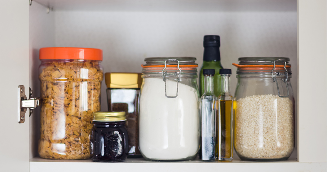 use what you have in your pantry during coronavirus